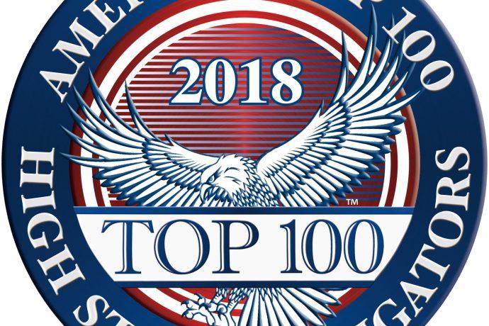 America's Top 100 High Stakes Litigators Names Newest Member- K&G Attorney Matt Bruno
