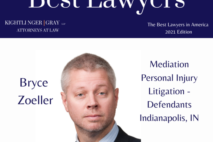 Bryce Zoeller Named to The Best Lawyers in America List