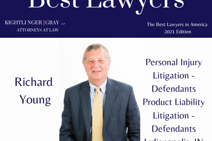 Richard Young Named to The Best Lawyers in America List