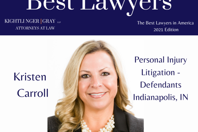 Kristen Carroll Named to The Best Lawyers in America List