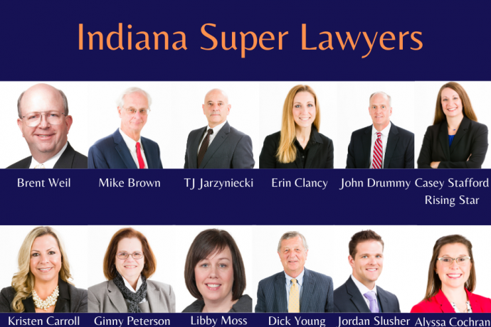 2021 Super Lawyers and Rising Stars