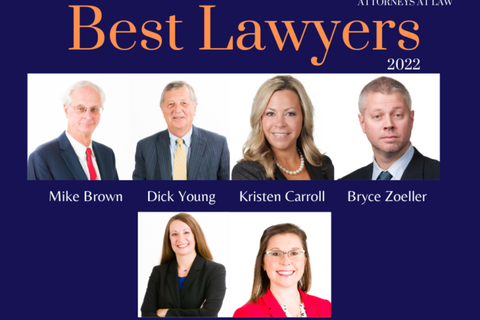 The 2022 Best Lawyers!